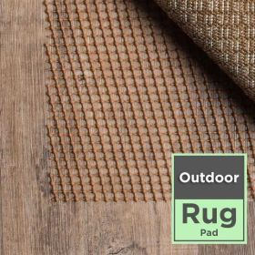 Outdoor area rug pad | Carpets by Otto